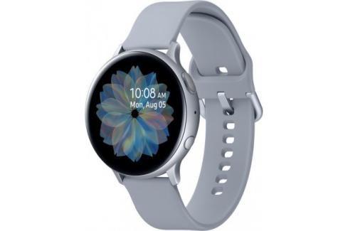 Chytré hodinky Samsung Galaxy Watch Active 2, 44mm, stříbrná Heureka.cz | Elektronika | Mobily, GPS | Wearables | Chytré hodinky