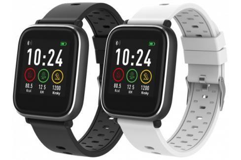 Chytré hodinky iGET Fit F3, 2 řemínky, černá Heureka.cz | Elektronika | Mobily, GPS | Mobilní telefony