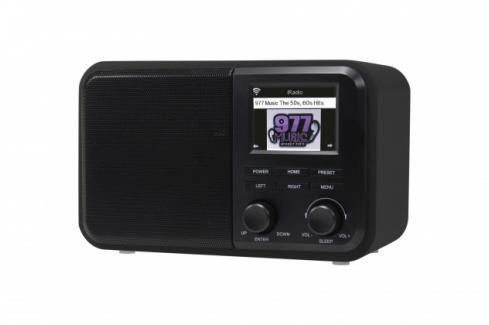 Internetové rádio Denver IR-130 Heureka.cz   Elektronika   TV, video, audio   Audio   Přenosné audio   Radiopřijímače a radiobudíky