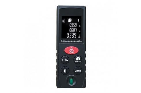 laserový měřič vzdálenosti, 0,05 - 40m Heureka.cz | Stavebniny | Měřidla a měřicí přístroje | Ampérmetry a voltmetry