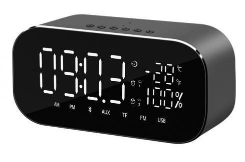 Rádiobudík AKAI ABTS-S2 černý Heureka.cz | Elektronika | TV, video, audio | Audio | Přenosné audio | Radiopřijímače a radiobudíky