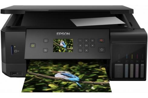 Multifunkční inkoustová tiskárna Epson L7160, C11CG15402 Heureka.cz | Elektronika | Počítače a kancelář | Tiskárny a příslušenství | Tiskárny