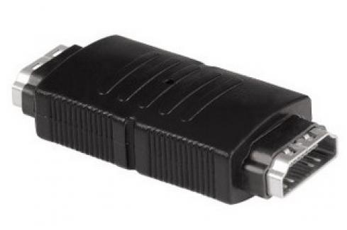 HDMI spojka, zásuvka-zásuvka Heureka.cz   Elektronika   Počítače a kancelář   Kabely a konektory   Audio - video kabely