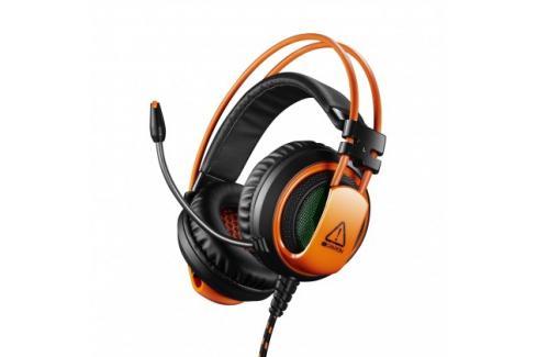 Canyon CND-SGHS5 hráčský headset pro experty, černo-oranžová Heureka.cz   Elektronika   TV, video, audio   Audio   Sluchátka