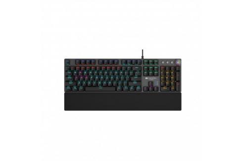 Canyon Nightfall CND-SKB7-US herní klávesnice, mechanická Heureka.cz   Elektronika   Počítače a kancelář   Klávesnice a myši   Klávesnice
