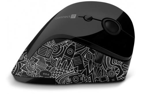 Connect IT Doodle CMO-2705-DD Heureka.cz | Elektronika | Počítače a kancelář | Klávesnice a myši | Myši