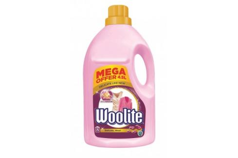 WOOLITE Delicate a Wool 4,5 l / 75 pracích dávek Příslušenství k pračkám