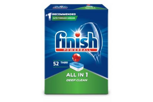 Tablety do myčky Finish 3053523,All in 1 Heureka.cz | Dům a zahrada | Domácnost | Čistící prostředky v domácnosti | Přípravky na mytí nádobí | Přípravky do myčky