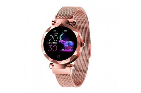 Dámské chytré hodinky IMMAX SW12, magnetický řemínek, růžová Heureka.cz | Elektronika | Mobily, GPS | Wearables | Chytré hodinky