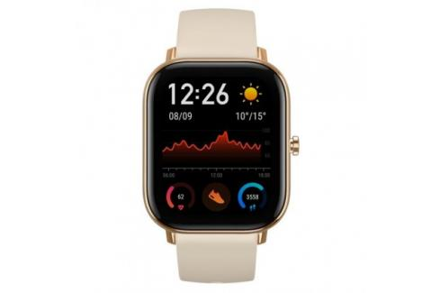 Chytré hodinky Xiaomi Amazfit GTS, zlatá Heureka.cz | Elektronika | Mobily, GPS | Wearables | Chytré hodinky