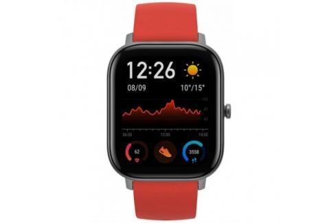 Chytré hodinky Xiaomi Amazfit GTS, oranžová Heureka.cz | Elektronika | Mobily, GPS | Wearables | Chytré hodinky