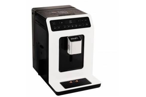 Automatické espresso Krups Evidence EA890110 Heureka.cz | Bílé zboží | Malé spotřebiče | Kuchyňské spotřebiče | Kávovary, čajovary, espressa
