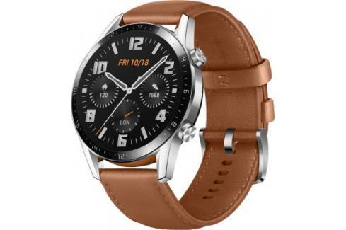 Chytré hodinky Huawei Watch GT2, hnědá Heureka.cz | Elektronika | Mobily, GPS | Wearables | Chytré hodinky