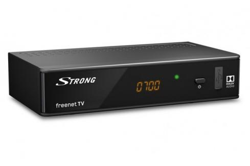 Strong SRT8541FTA Heureka.cz | Elektronika | TV, video, audio | DVB-T/S technika | Set-top boxy