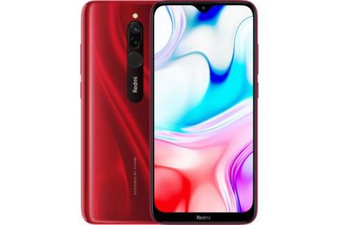 Mobilní telefon Xiaomi Redmi 8 3GB/32GB, červená Heureka.cz   Elektronika   Mobily, GPS   Mobilní telefony