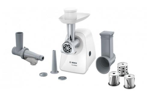 Masomlýnek Bosch MFW2517W,1500W,bílý Heureka.cz | Bílé zboží | Malé spotřebiče | Kuchyňské spotřebiče | Kuchyňské mlýnky