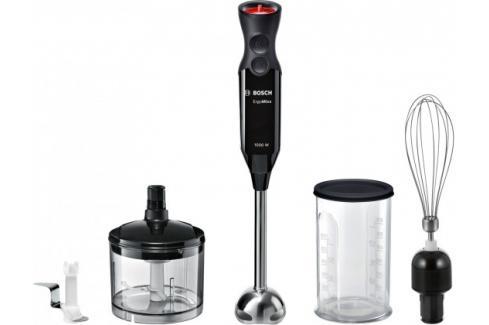 Tyčový mixér Bosch MS61B6170,1000W,12 rychlostí Heureka.cz | Bílé zboží | Malé spotřebiče | Kuchyňské spotřebiče | Mixéry a šlehače