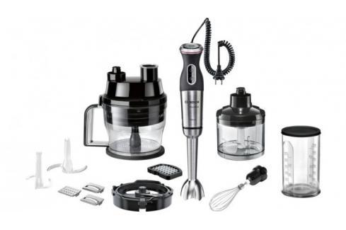 Tyčový mixér Bosch MS8CM61X1,1000W,12 rychlostí Heureka.cz | Bílé zboží | Malé spotřebiče | Kuchyňské spotřebiče | Mixéry a šlehače