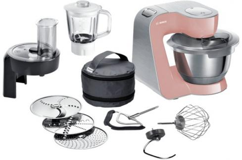 Kuchyňský robot Bosch MUM58NP60,1000W,růžová Heureka.cz | Bílé zboží | Malé spotřebiče | Kuchyňské spotřebiče | Kuchyňské roboty