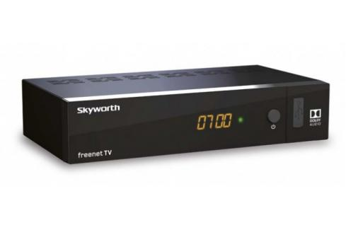 SKYWORTH SKWT21FTA Heureka.cz | Elektronika | TV, video, audio | DVB-T/S technika | Set-top boxy