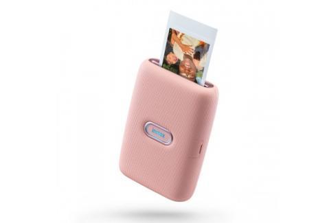 Bezdrátová tiskárna Instax Mini Link pro mobilní telefony,růžová Heureka.cz | Elektronika | Foto | Klasické fotoaparáty