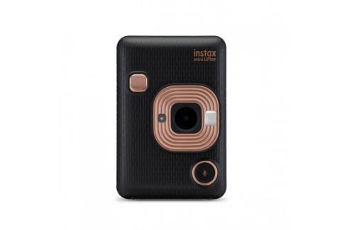 Fotoaparát Fujifilm Instax Mini LiPlay EX D, černá Heureka.cz   Elektronika   Foto   Klasické fotoaparáty
