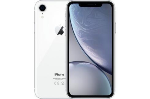 Mobilní telefon Apple iPhone XR 128GB, bílá Heureka.cz | Elektronika | Mobily, GPS | Mobilní telefony
