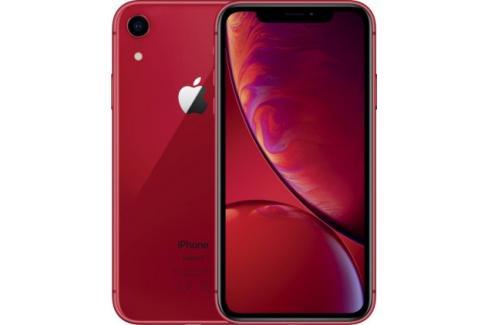 Mobilní telefon Apple iPhone XR 64GB, červená Heureka.cz | Elektronika | Mobily, GPS | Mobilní telefony