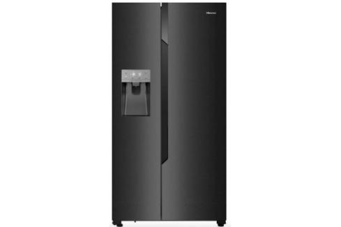 Americká lednice Hisense RS694N4TF2 Heureka.cz   Bílé zboží   Velké spotřebiče   Chladničky   Lednice