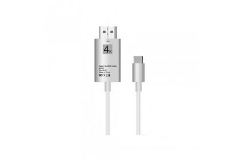Propojovací kabel USB-C/HDMI pro propojení dvou zařízení PC kabely