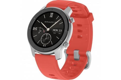 Chytré hodinky Xiaomi Amazfit GTR 42mm, červená Heureka.cz | Elektronika | Mobily, GPS | Wearables | Chytré hodinky