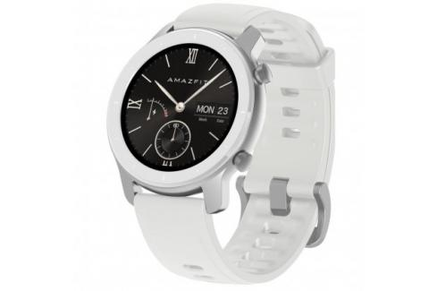 Chytré hodinky Xiaomi Amazfit GTR 42mm, bílá Heureka.cz   Elektronika   Mobily, GPS   Wearables   Chytré hodinky