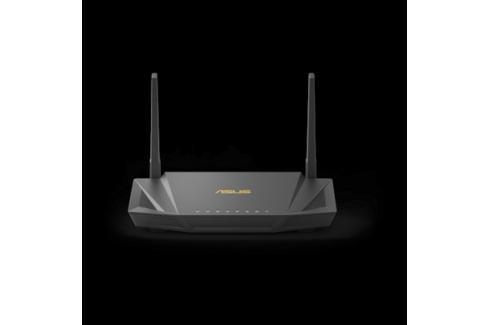 ASUS RT-AX56U Dual Band Gigabit Router Heureka.cz | Elektronika | Počítače a kancelář | Síťové prvky | Access pointy, routery