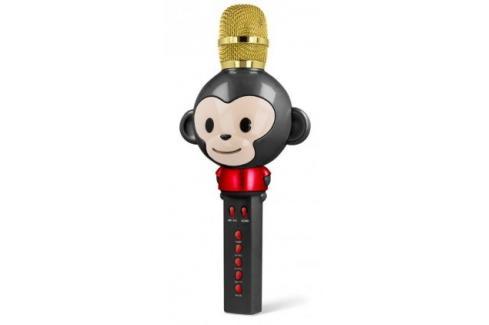 Bluetooth mikrofon Forever AM100B černý Heureka.cz | Elektronika | TV, video, audio | Audio | Mikrofony
