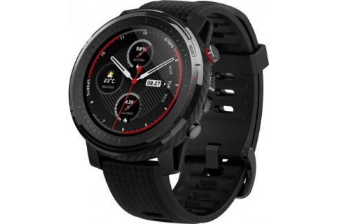 Chytré hodinky Xiaomi Amazfit STRATOS 3, černá Heureka.cz | Elektronika | Mobily, GPS | Wearables | Chytré hodinky