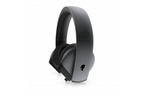 Herní sluchátka DELL Alienware AW510H, mikrofon, drátová, černá Heureka.cz | Elektronika | TV, video, audio | Audio | Sluchátka