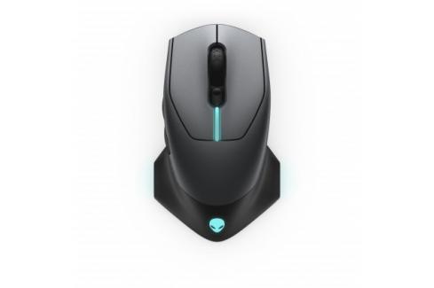 Bezdrátová myš DELL Alienware AW610M, herní, 7 tlačítek, černá Heureka.cz | Elektronika | Počítače a kancelář | Klávesnice a myši | Myši