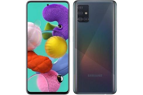 Mobilní telefon Samsung Galaxy A51 4GB/128GB, černá Heureka.cz | Elektronika | Mobily, GPS | Mobilní telefony