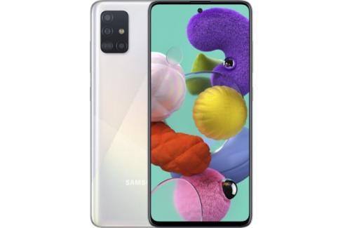 Mobilní telefon Samsung Galaxy A51 4GB/128GB, bílá Heureka.cz | Elektronika | Mobily, GPS | Mobilní telefony