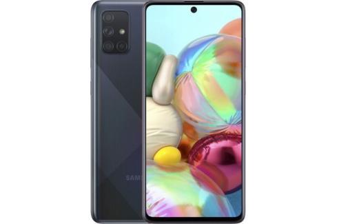 Mobilní telefon Samsung Galaxy A71 6GB/128GB, černá Heureka.cz | Elektronika | Mobily, GPS | Mobilní telefony