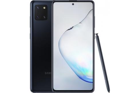 Mobilní telefon Samsung Galaxy Note 10 Lite 6GB/128GB, černá Heureka.cz | Elektronika | Mobily, GPS | Mobilní telefony
