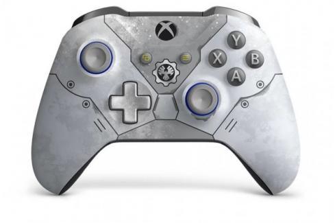 Bezdrátový ovladač Microsoft XBOX ONE S Wireless, Gears 5 Heureka.cz | Elektronika | Počítače a kancelář | Herní zařízení | Gamepady