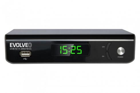 EVOLVEO Omega II Heureka.cz | Elektronika | TV, video, audio | DVB-T/S technika | Set-top boxy