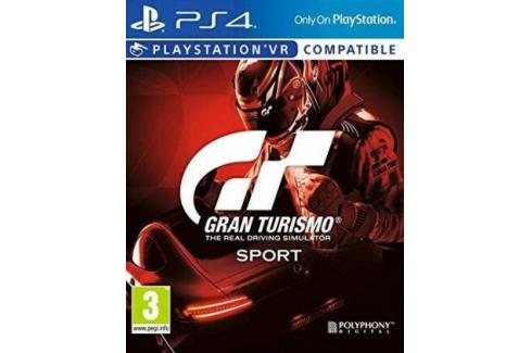 Sony PS4 hra Gran Turismo Sport Spec II Heureka.cz | Filmy, knihy, hry | Hry | Hry pro Playstation 4