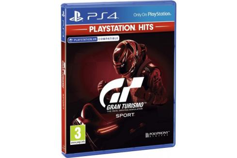 Sony PS4 hra GT Sport HITS Heureka.cz | Filmy, knihy, hry | Hry | Hry pro Playstation 4