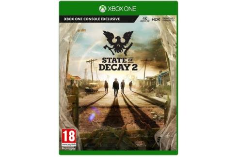 Hra Microsoft XBOX ONE - State of Decay 2 Heureka.cz | Filmy, knihy, hry | Hry | Hry pro Xbox One