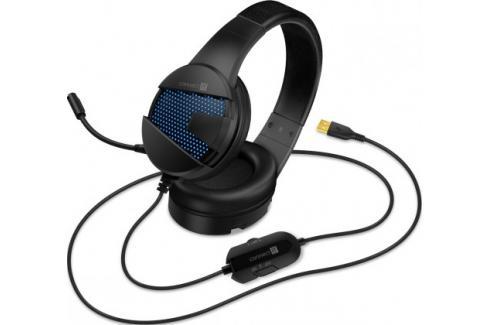 Herní headset Connect IT Evogear Ed. 2, s mikrofonem, černá Heureka.cz | Elektronika | TV, video, audio | Audio | Sluchátka