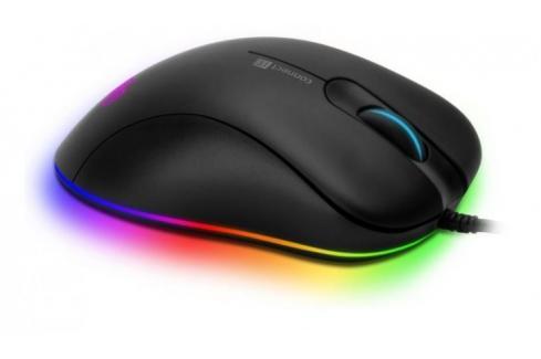 Drátová myš Connect IT NEO, herní, 6 tlačítek, podsvícená, černá Heureka.cz | Elektronika | Počítače a kancelář | Klávesnice a myši | Myši