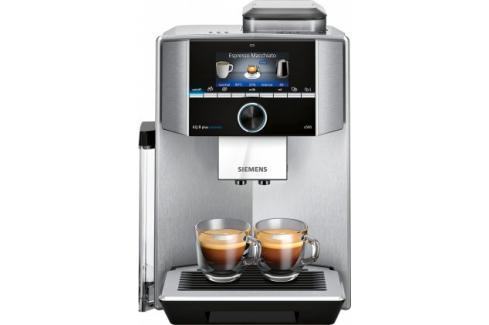 Automatické espresso Siemens TI9553X1RW Heureka.cz | Bílé zboží | Malé spotřebiče | Kuchyňské spotřebiče | Kávovary, čajovary, espressa