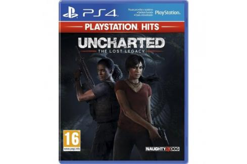 Sony PS4 hra Uncharted The Lost Legacy Heureka.cz | Filmy, knihy, hry | Hry | Hry pro Playstation 4